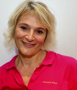 Jeannette Sieber